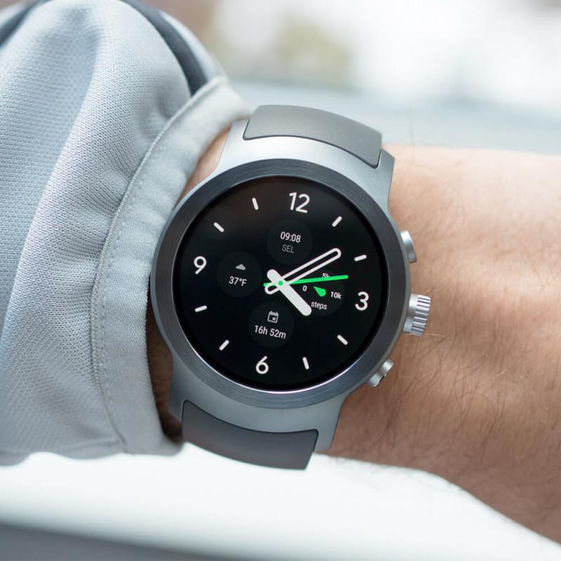 84f40f261b35 ▷ Купить умные часы LG Watch Sport в Украине ◁