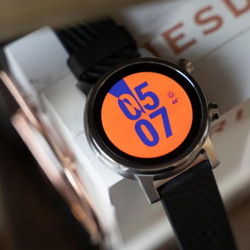 Розумний годинник Moto360 2020 Version Phantom Black
