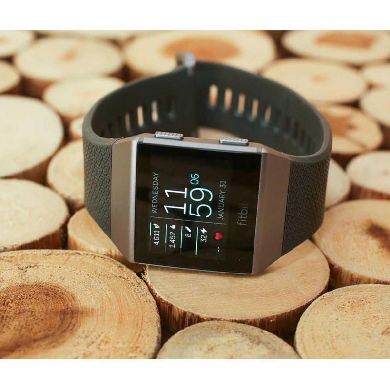 Смарт часы Fitbit Ionic Charcoal