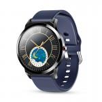 Смарт часы для женщин LEMFO H6 PRO Black Blue