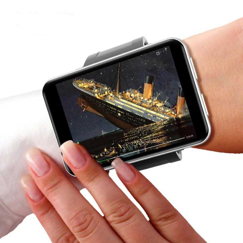 Умные часы LEMFO LEM T 4G 1GB Black