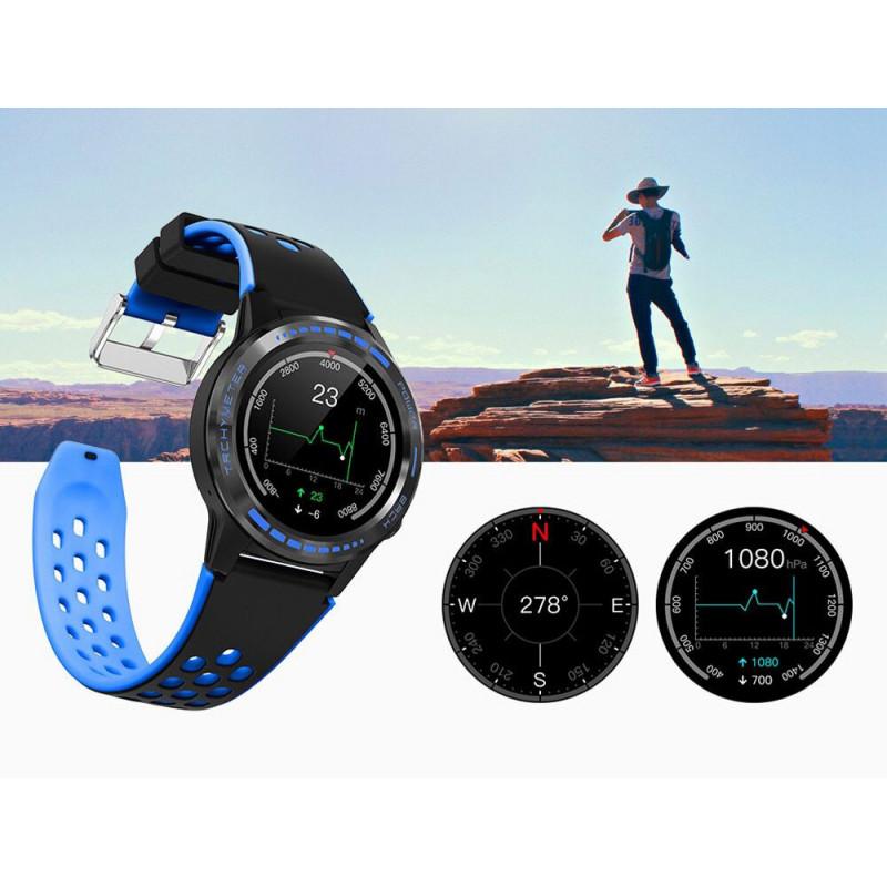 Смарт-часы LEMFO M7S c SIM картой и GPS (Yellow)