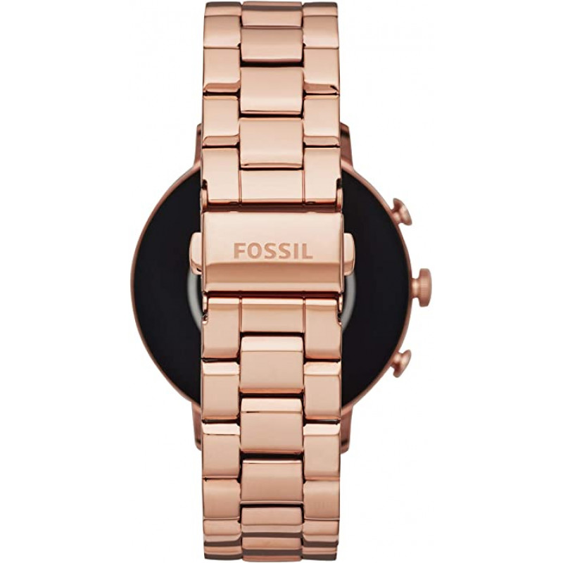 Умные часы Fossil 4 Gen Rose Gold Glitz Metal