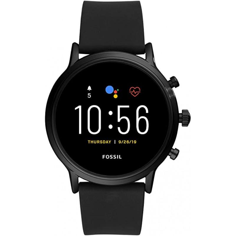 Умные часы Fossil 5 Gen с GPS и NFC Black