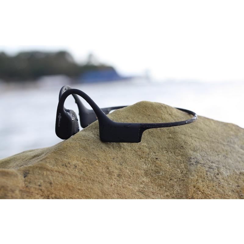 Костные наушники для плавания Aftershokz XTrainerz Black Diamond
