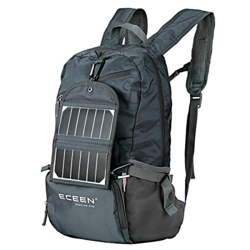 Рюкзак с солнечной батареей ECEEN