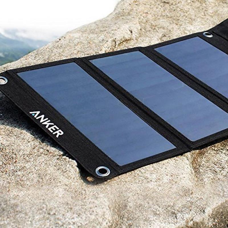 Солнечная зарядка Anker USB 21W