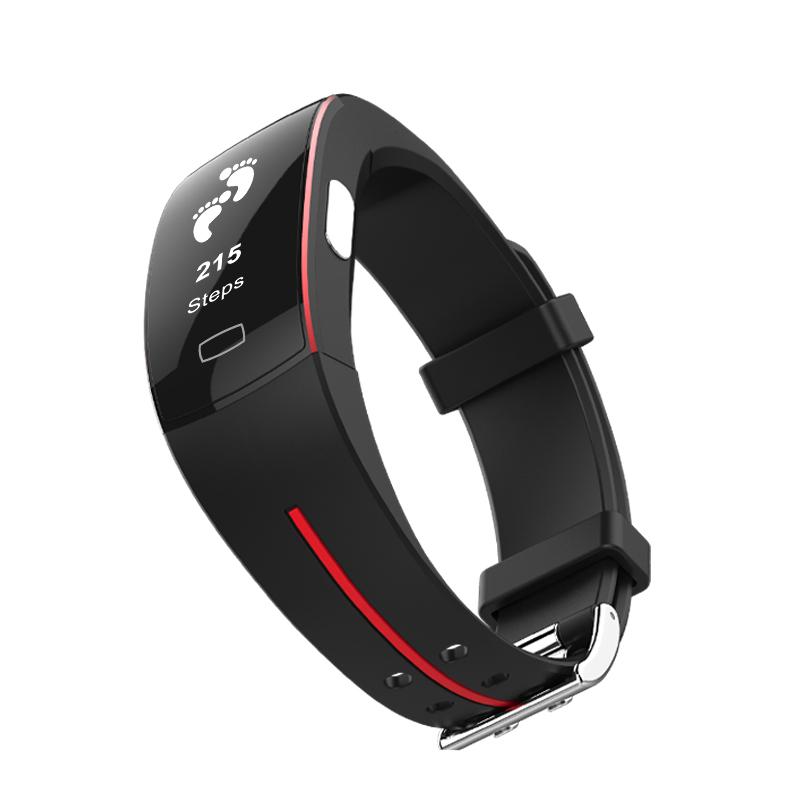 Фитнес-браслет с тонометром Corband FIT Pro - Black
