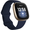 Фитнес-часы Fitbit Versa 3 Midnight Blue/Gold