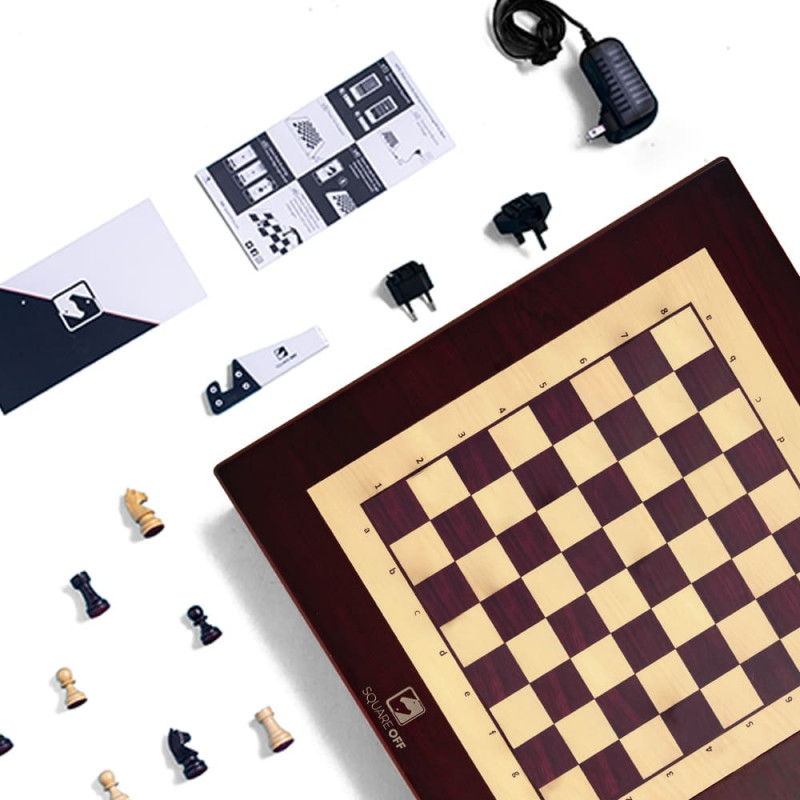 Умные шахматы Square Off Chess Set