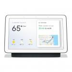 Контроллер Google Home Hub Assistant Charcoal