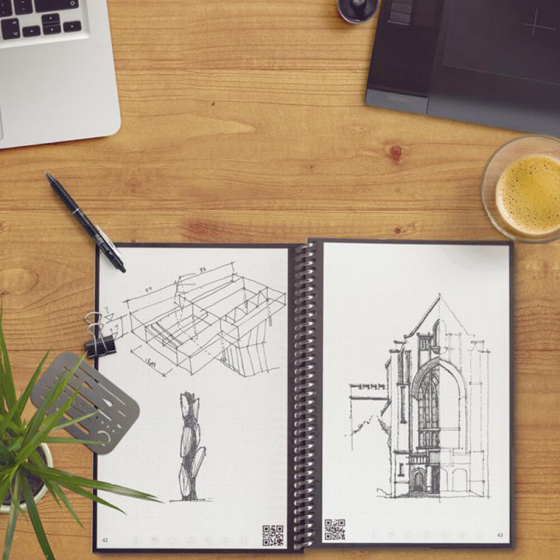 Вечный блокнот Rocketbook Everlast
