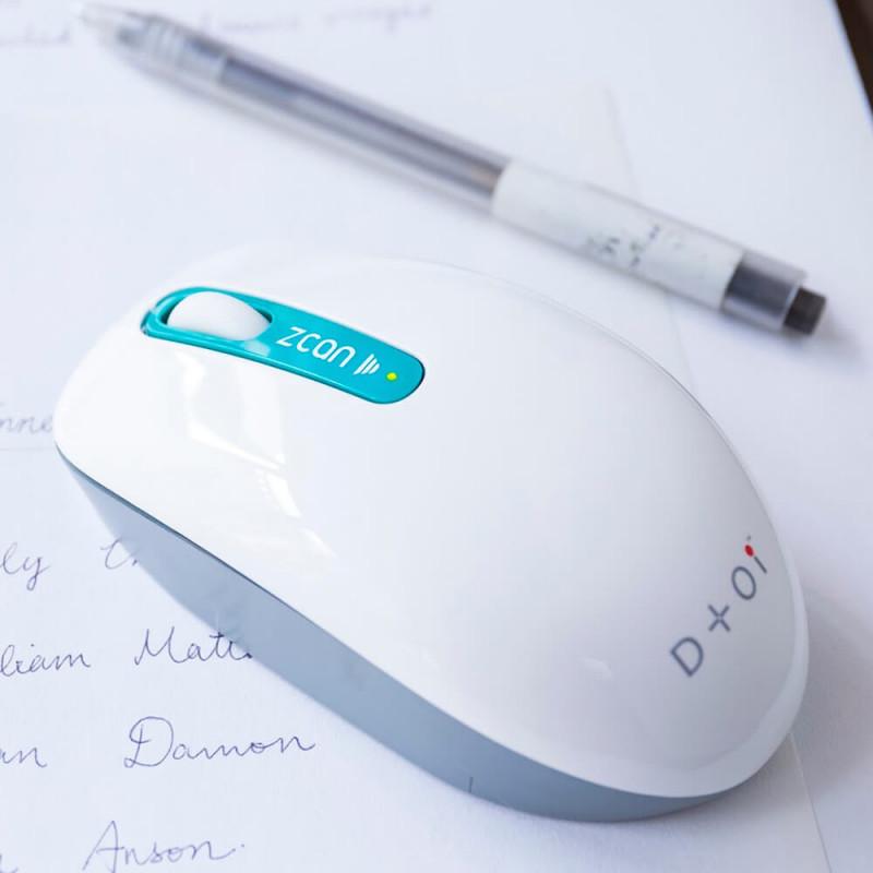 Мышка-сканер Zcan+