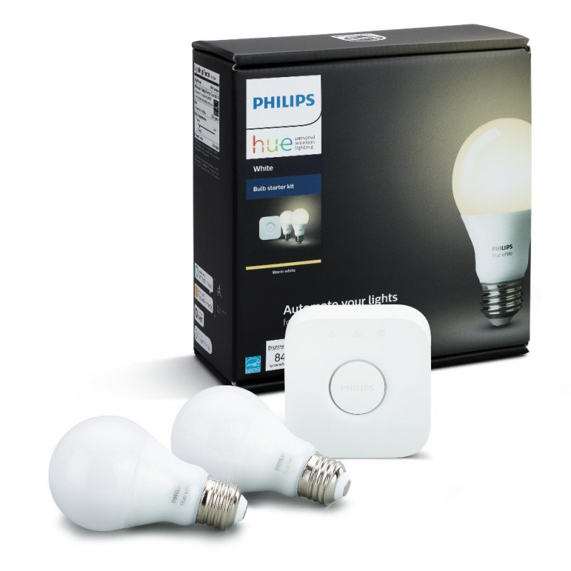 Набор ламп Philips Hue Starter Kit