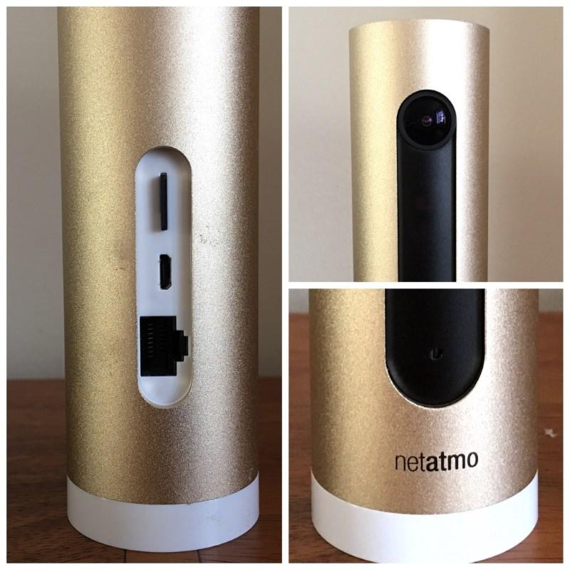 Камера Netatmo Welcome